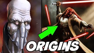 Plagueis' Master's MASTER [yeah you read that right] - Star Wars Explained