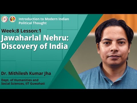 Jawaharlal Nehru: Discovery of India