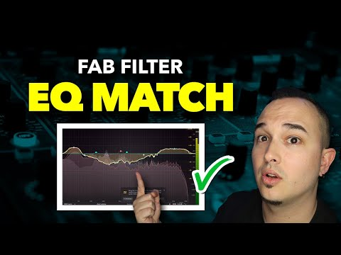 EQ MATCH con FabFilter PRO-Q 2