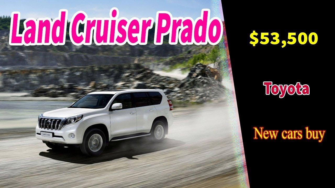 2020 toyota land cruiser prado | new toyota land cruiser ...