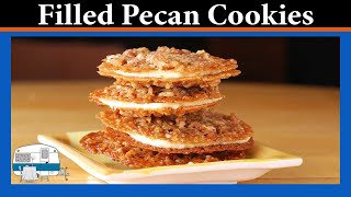 How To Make Pecan Crinkle Cookies