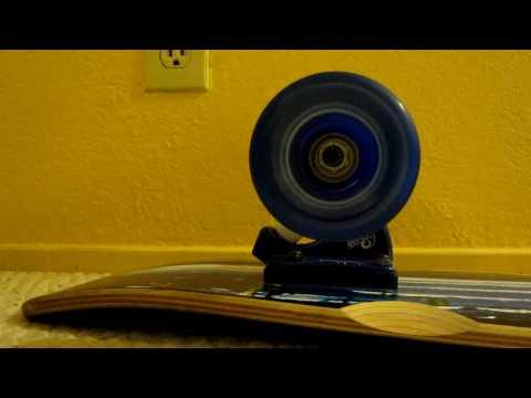 Abec 5 greaseless bearings spin
