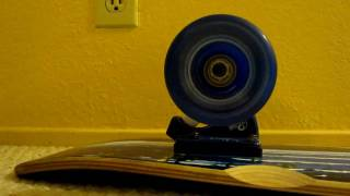 Abec 5 greaseless bearings spin