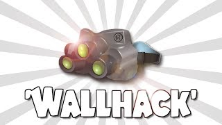 Wallhack-Bug ➤ Fortnite Battle Royale • Deutsch • Sharx