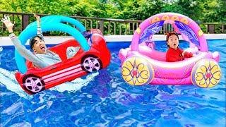 Boram et Papa Terrains de jeux extérieurs pour Parc de loisirs avec la famille