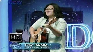 Audisi INDONESIAN IDOL 2014 BANDUNG - YUKA TAMADA [HD]