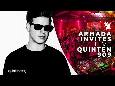 Armada Invites - Quinten 909