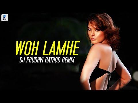 Woh Lamhe (Remix)   DJ Prudhvi Rathod   Emraan Hashmi   Zeher   Shamita Shetty   Udita Goswami