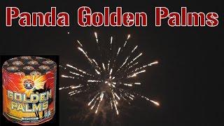 Golden Palms von Panda | 3€ Batterie [1080p Full HD]