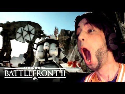 STAR WARS BATTLEFRONT 2: THE LAST JEDI - REACCIÓN