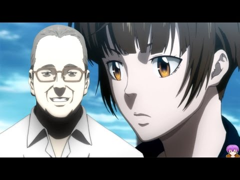 Psycho Pass 2 Episode 5 サイコパス 2 Anime Review - Mika Gonna be Eaten Alive