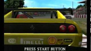 Dreamcast - Ferrari F355 Challenge