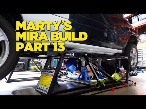 Marty's DIY Mira Exhaust [Part 13]
