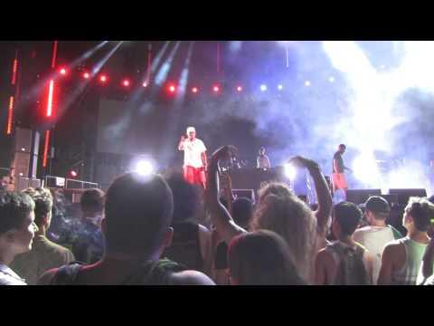 DIZZEE RASCAL - SIRENS - LIVE @ HARD SUMMER 2016 - 7.30.2016