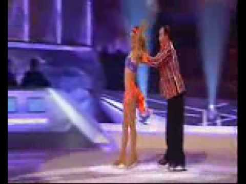 The Legend Of Todd Carty   Dancing On Ice   Todd Fly s Off Stage  REMIX