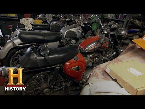 American Pickers: BSA Motorcycle Gets Frank Revved Up (Season 20) | History