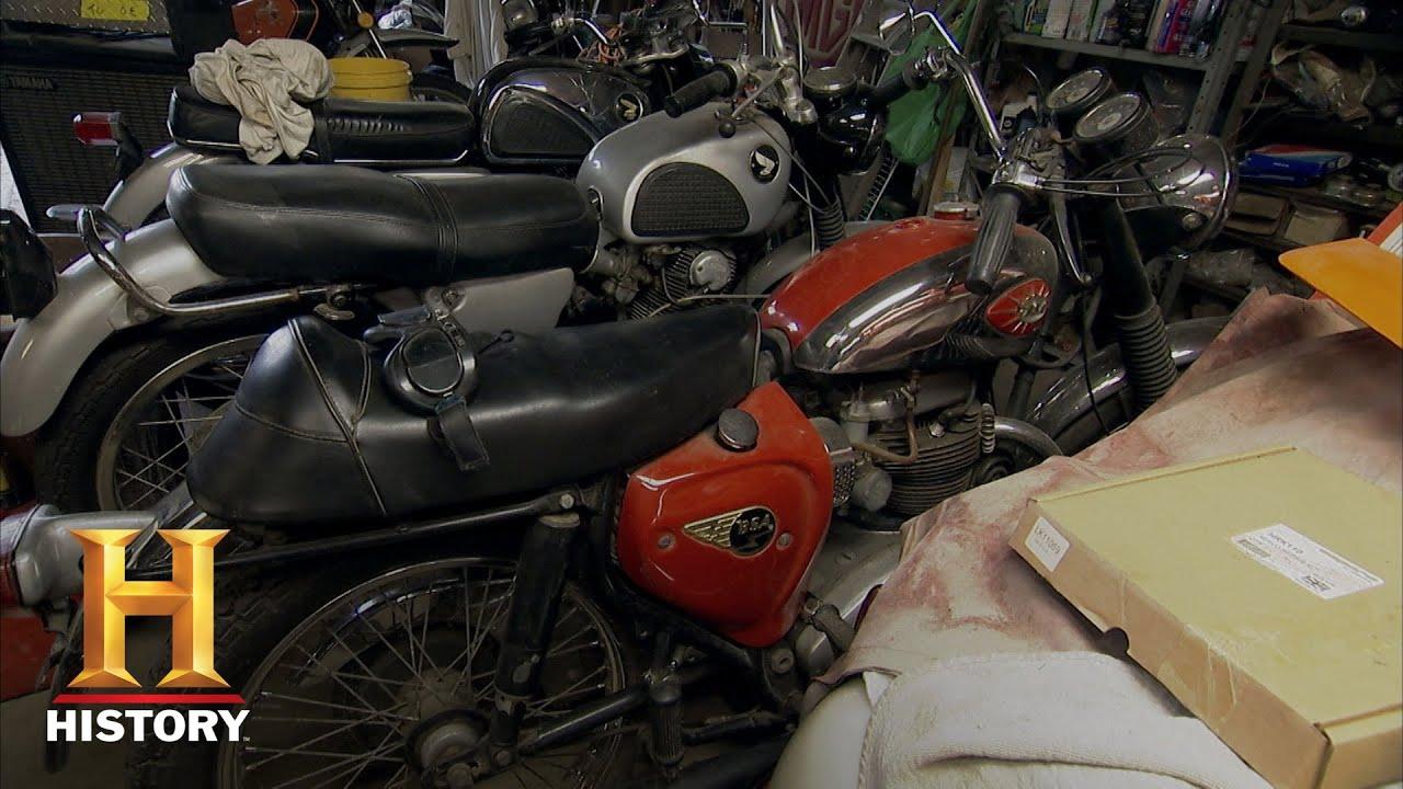 Download American Pickers: BSA Motorcycle Gets Frank Revved Up (Season 20)   History