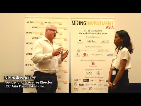 Interview with Nicholas Assef, Founder & Executive Director, LCC Asia Pacific, Australia
