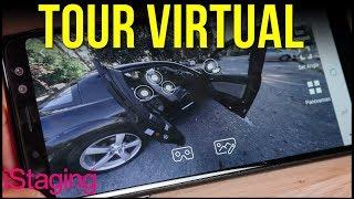¿Cómo crear un tour virtual con tu móvil? iStaging Tutorial