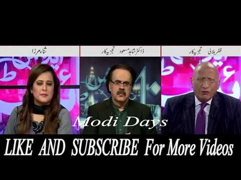 Pak Media On India's Strong Lobbying In UN And US Defence Secretary Visit To India 2017