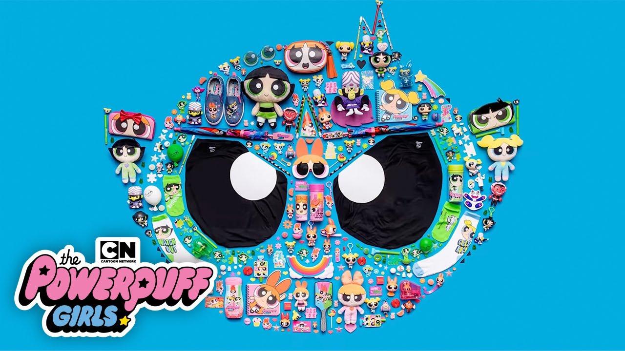 Powerpuff Girls   Toy Collection Timelapse   Cartoon Network
