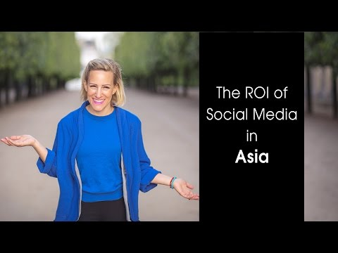 The ROI of Social Media in Asia