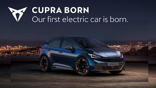 شاهد: كوبرا تكشف عن el-Born أولى سياراتها الكهربائية من فئة هاتشباك