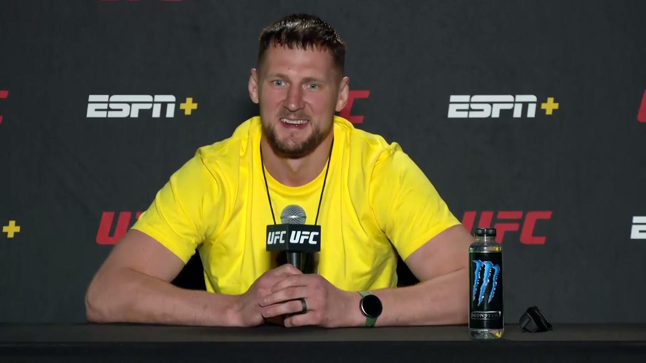 Alexander Volkov is Excited to Match Up with Ciryl Gane | UFC Vegas 30