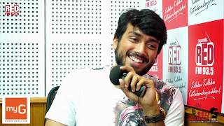 Kalidas Jayaram | Mr& Mrs Rowdy | Red Carpet | RJ Mike | Red FM Malayalam
