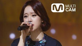 [Fancam] Baek Ji Youn(백지영) Garosu-gil At Dawn(새벽 가로수길 With 송유빈) @M COUNTDOWN Rehearsal_150326
