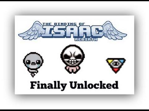 The Binding Of Isaac: Rebirth - All Steps To Unlock GodHead!