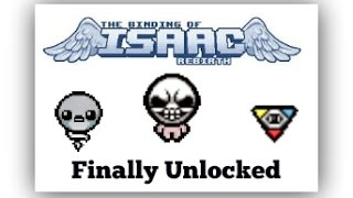The Binding Of Isaac: Rebirth - All Steps To Unlock GodHead!
