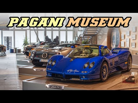 Soothe Your Mind With a Tour of the Pagani Museum