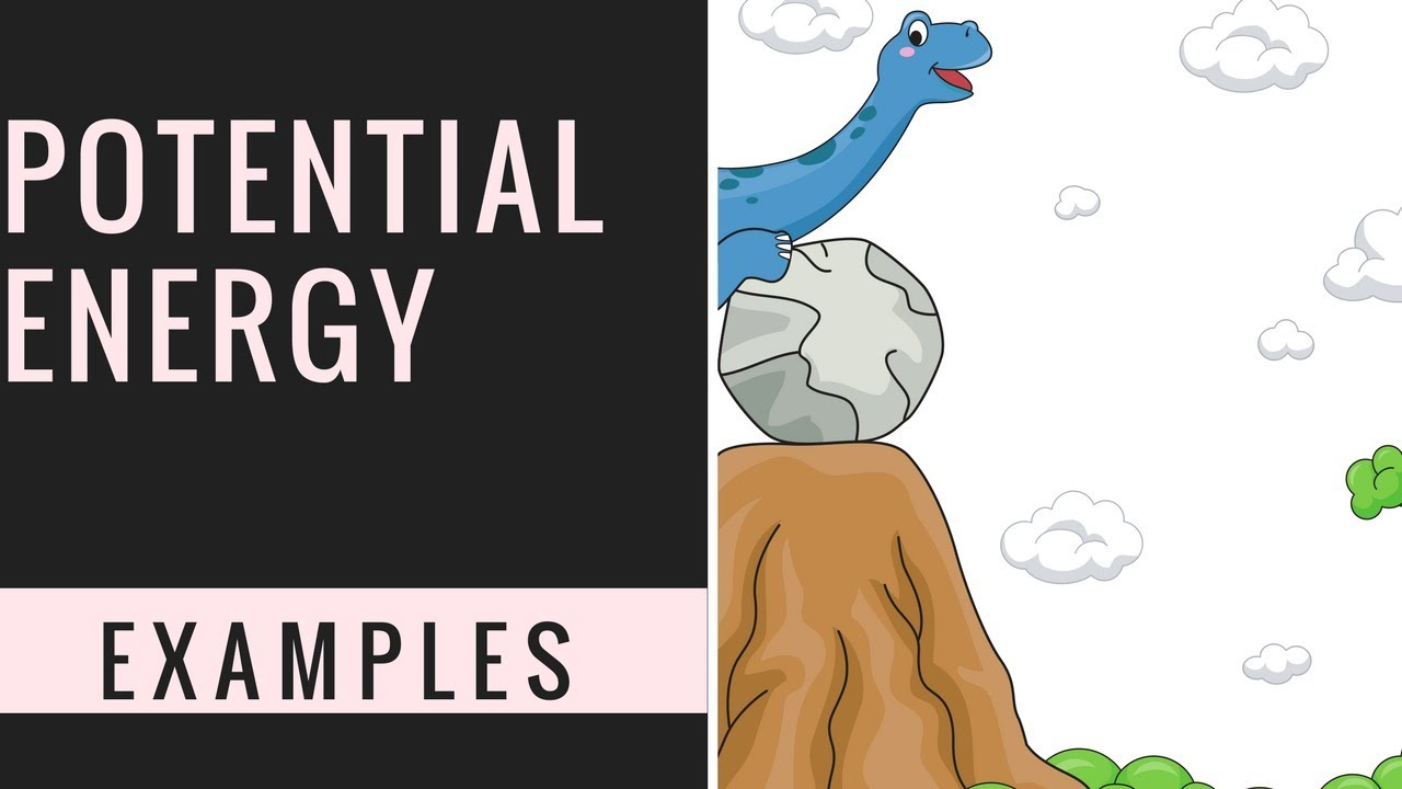 What Is Potential Energy Youtube