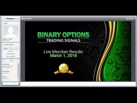 Trading Forex Binary Options