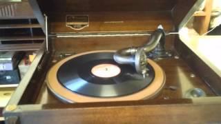 蓄音機レコード 78回転 SP盤 ビクター・卓上型蓄音機・VV1-90・CA...
