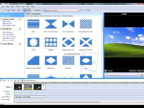 MP3 Songs Video Editing Software learning