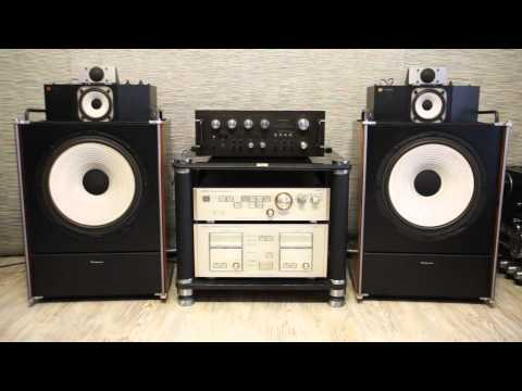 Technics SB-7000 аудио винтаж oldplayer