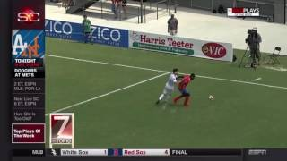 MSOC • Giovani Bejarano's masterful pass in PDL title match lands at No. 1 on #SCtop10