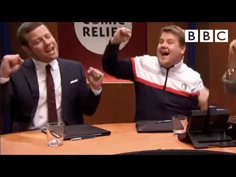 Thumbnail: Smithy to the Rescue - Red Nose Day 2011 - BBC Comic Relief Night