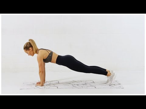Week 12 Day 1 //ARM TONING Workout // Upper Body HIIT