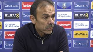 POST-MATCH | Jos Luhukay reviews defeat to Derby