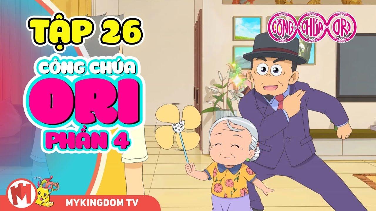 CÔNG CHÚA ORI – Phần 4 | Tập 26(tập cuối): Máy Mát Xa Bị Mất | Phim hoạt hình Ori