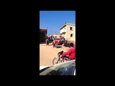 Syria, Northern Aleppo, Another Video From al-Zahraa - Syrian Army & Allies