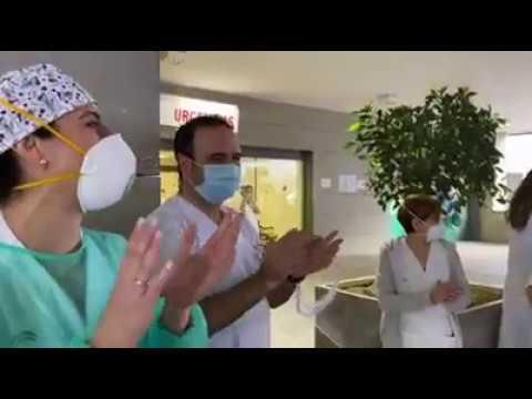 El hospital de La Línea agradece la labor de los TES de Socoservis