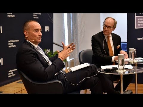 Voices from the Field: Nickolay Mladenov, Special Coordinator for the Middle East Peace Process