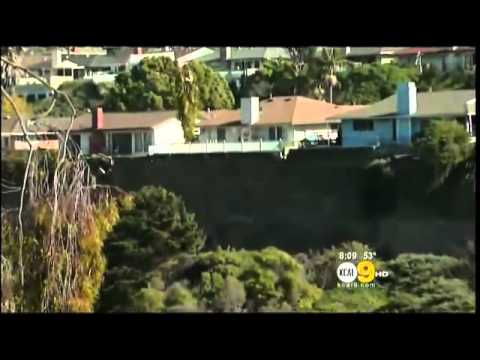 San Clemente Massive Landslide Interview with Attorney Serge Tomassian « CBS Los Angeles