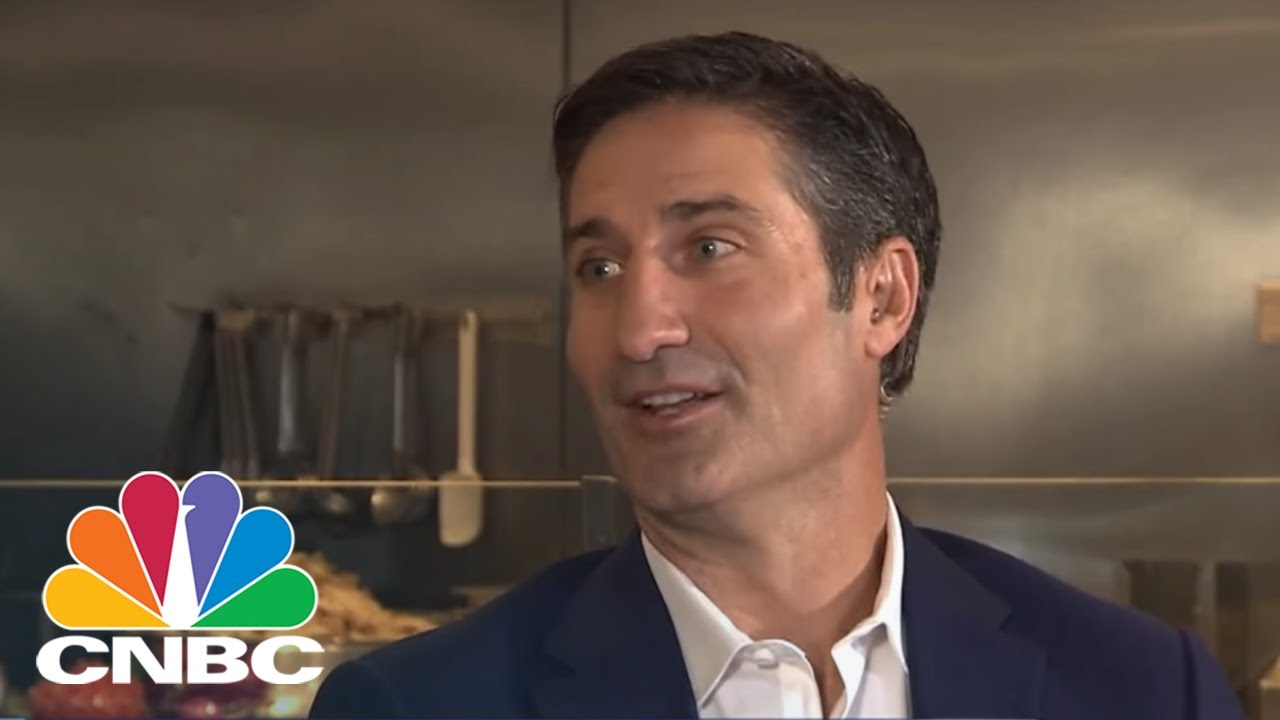 Chipotle CEO Brian Niccol: We Are Set Up To Innovate ...