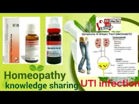 UTI ! Homeopathic Medicine for urinary tract infection?? explain [hindi] by  Dr-Abdul manan by Dr Abdul Manan