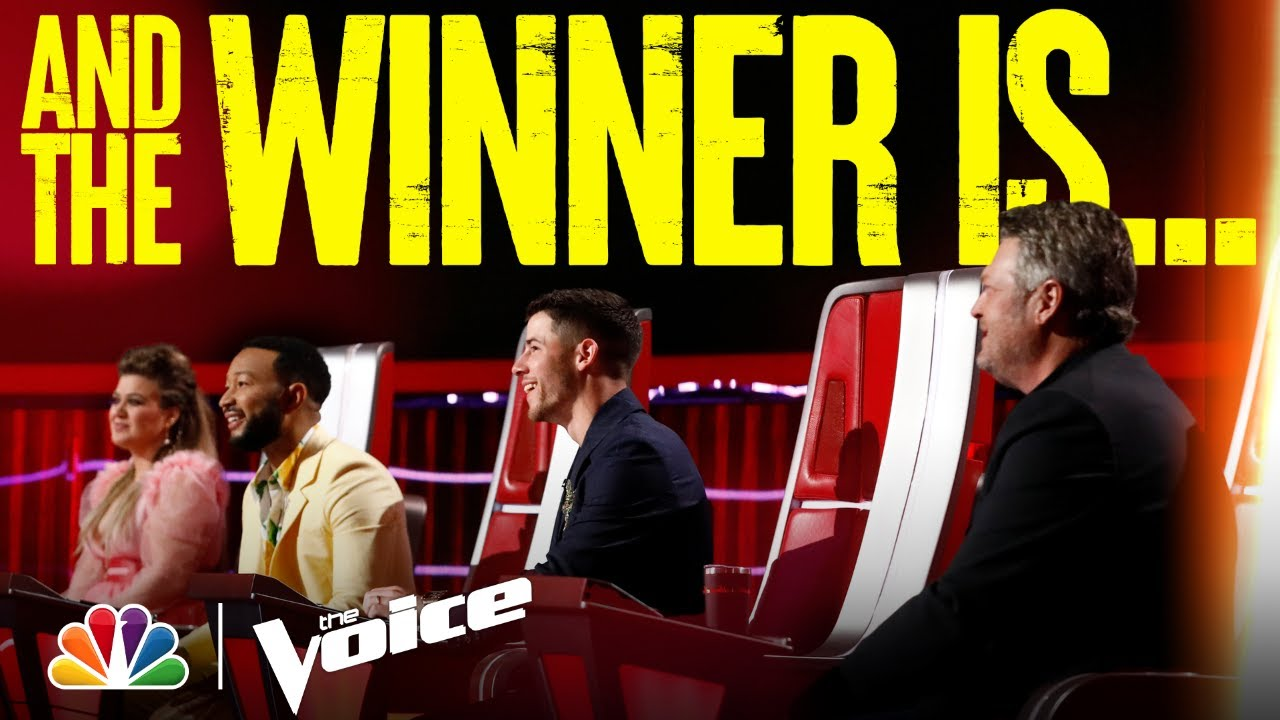 Download Who Will Be the Winner of The Voice? - The Voice Finale Results 2021